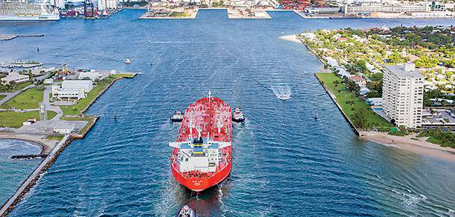 Dig it: Port Everglades gets the OK to dredge