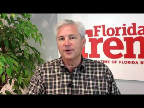 Dean Saunders on large tract real estate trends and citrus greening