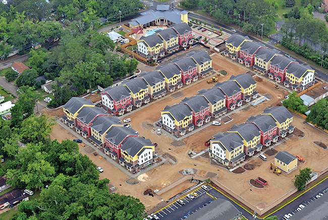 College credit: FaverGray capitalizes on student housing boom