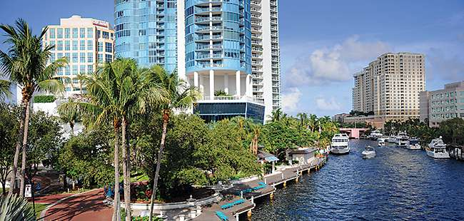 Southeast Florida: A surge of hotels and apartments