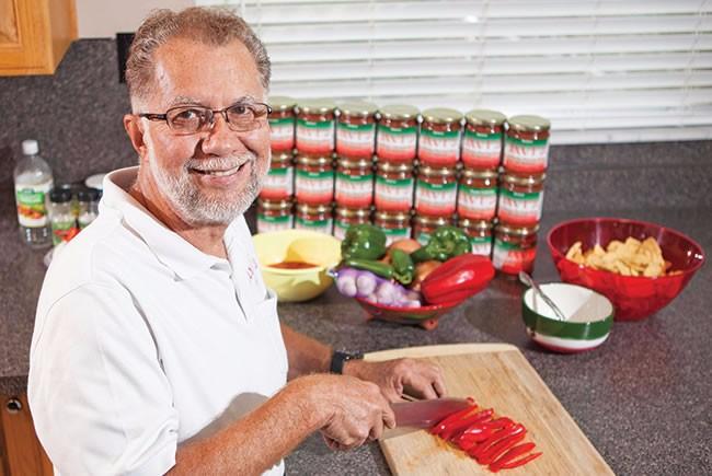 Javi's Salsa - Brandon