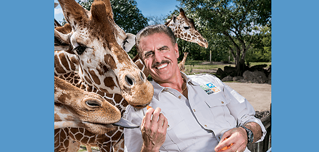 Ron Magill is a 'Florida Icon'