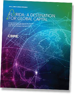 Florida: A destination for global capital