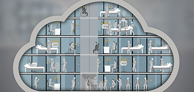 Meeting the Bandwidth Challenges of a Digital Healthcare Environment