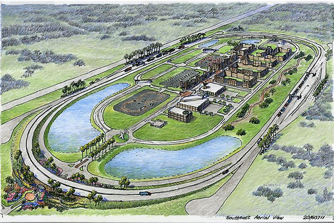 FDOT announces partnership with Florida Polytechnic University to develop SunTrax test facility