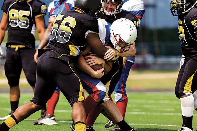 Johns Hopkins concussion