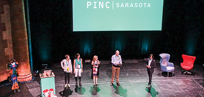 A Sarasota version of TED talks inspires ideas