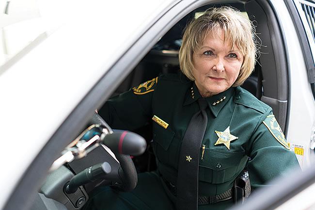 Susan Benton is a 'Florida Icon'