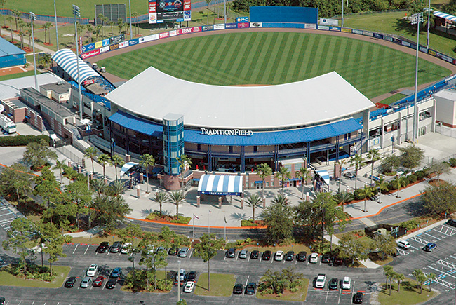 Building on tradition: Port St. Lucie hopes a renovated baseball stadium will be a hit