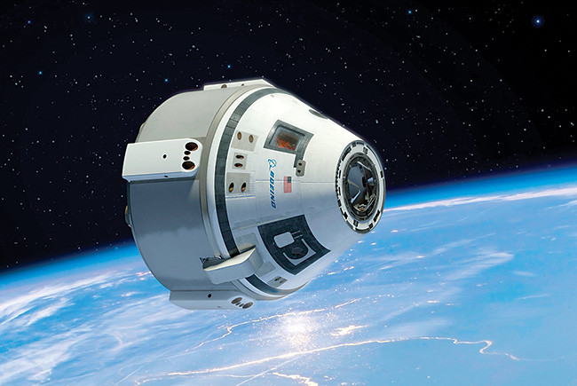 Boeing's Starliner project
