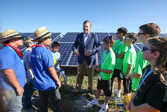 FPL accelerates major solar energy development projects
