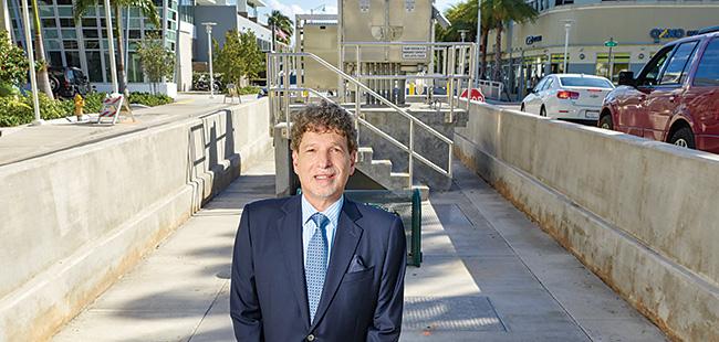 Sea leveling: Miami takes on rising tides