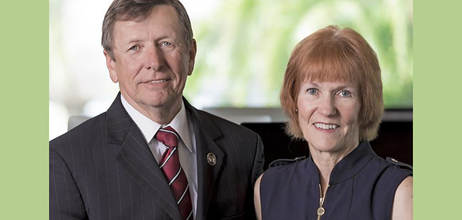 Dwayne and Mary Helen McCay Inducted Into Florida Inventors Hall of Fame