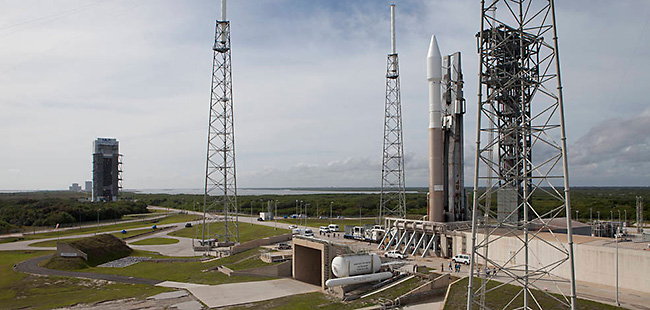 Watch World's First Live 360 Degree Video of Rocket Launch April 18