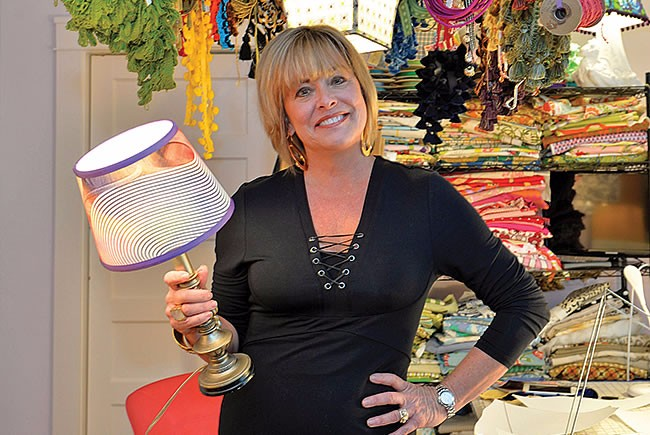 Linda Daniel Lights Up a New Career