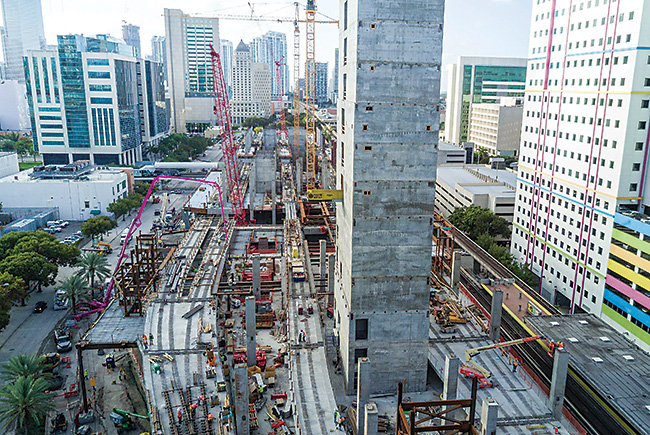 Miami-Dade/Monroe: Trains, traffic and sea rise