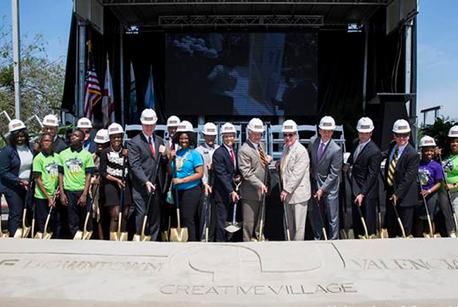 UCF breaks ground on new campus