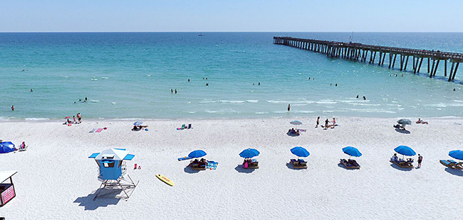 Panama City Beach Reports Record Breaking Tourism For May
