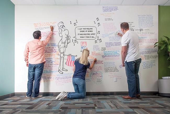 Wiley whiteboard
