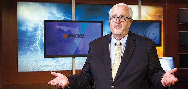 Craig Fugate is a 'Florida Icon'
