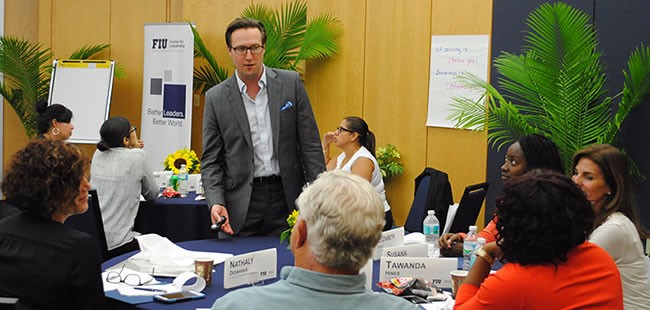FIU Center for Leadership Delivers Decade of 21st Century Training