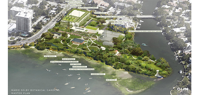 Selby Gardens Unveils Master Site Plan