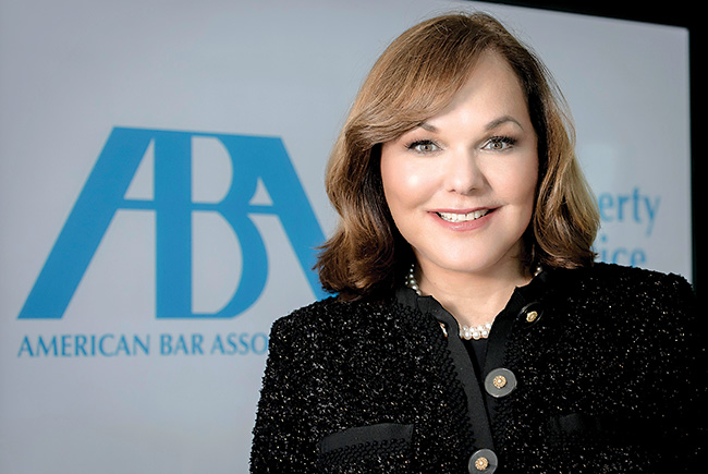 Hilarie Bass, co-president, Greenberg Traurig