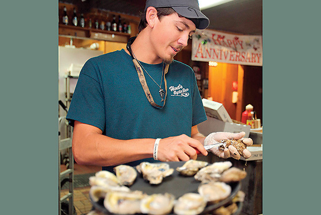 oyster bars in Florida