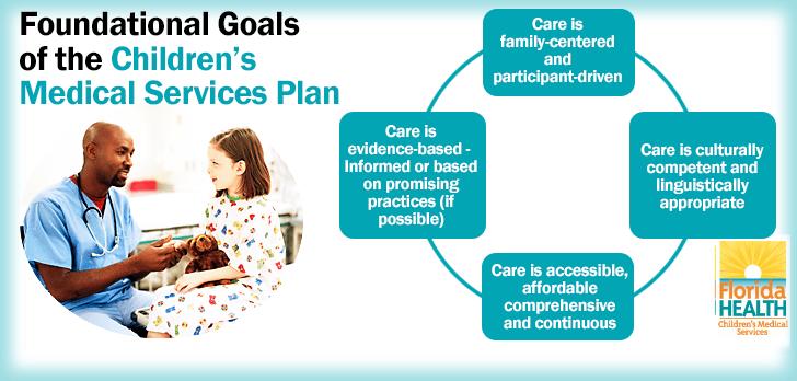 Florida seeks big changes to children's medical services