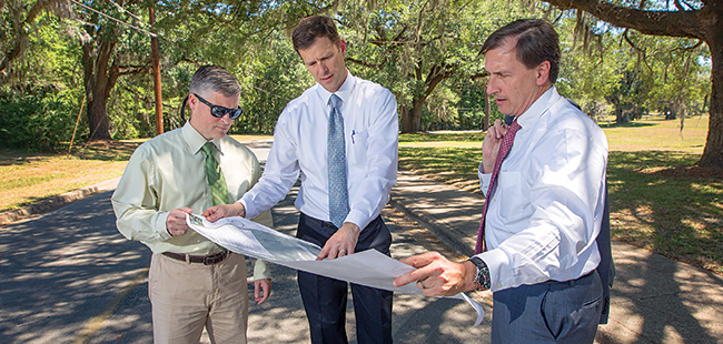 Connections: FSU taps into a $79-million infrastructure plan