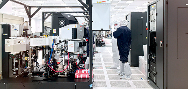 Spotless: Researchers get an almost dust-free facility for creating smart sensors