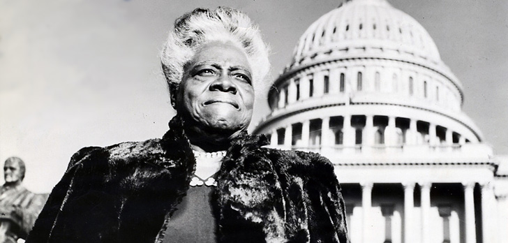 Statue of Mary McLeod Bethune to replace confederate general in U.S. Capitol