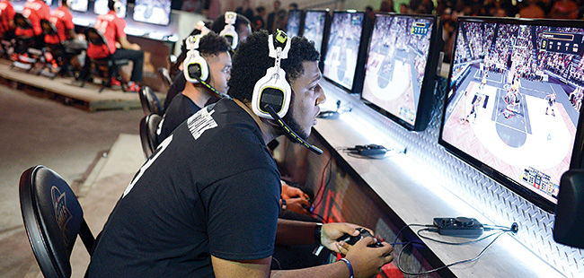 Orlando Magic hopes to turn gamers into basketball fans