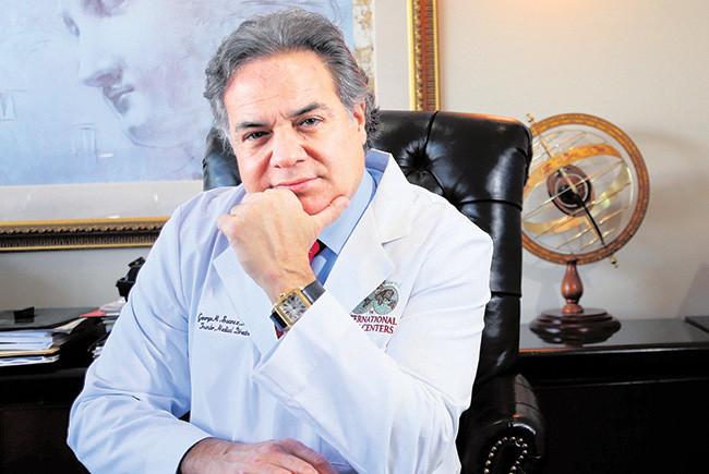 Dr. George Suarez Urologist