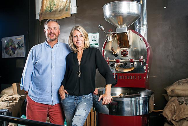 Dave and Susan Ward