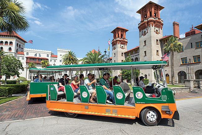 St. Augustine tourism