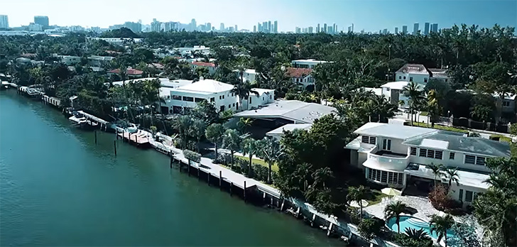 The risk of sea level rise is already chipping away at South Florida home values