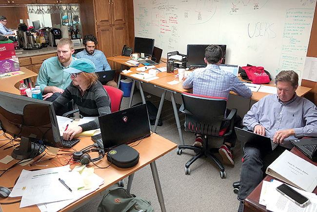 Pensacola Startup Provides an Online Home for Vets