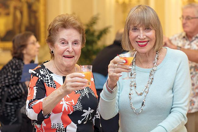 Bernice Dubrow and Marilyn Robinson
