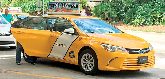 Getting a Lift: Mears turns to private equity investors to take on ride-sharing companies.