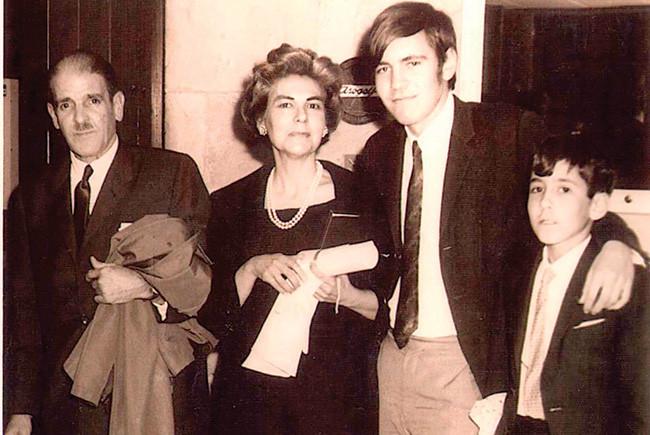 Perez family 1970