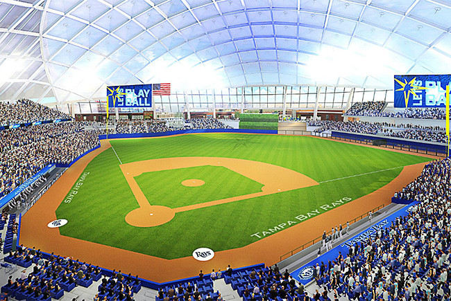 Tampa Bay Rays proposed ballpark