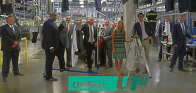 Discover the UniFirst Difference