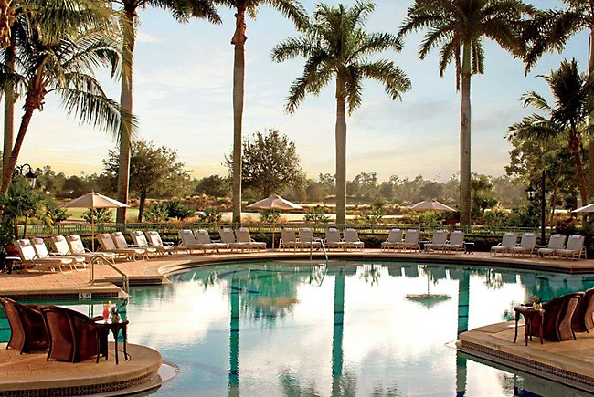 Ritz-Carlton Golf Resort, Naples