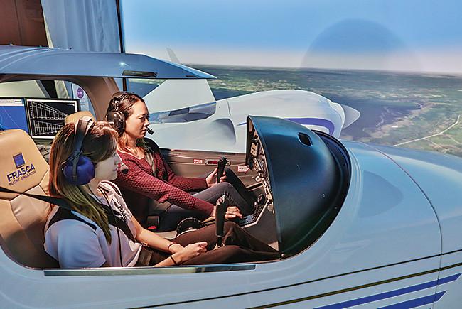 ERAU Flight Simulator