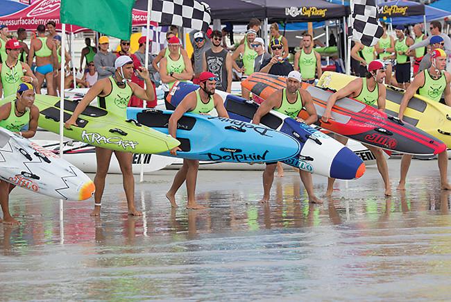 USLA National Lifeguard Championship