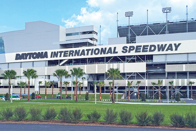 Daytona International Speedway Motorsports Stadium