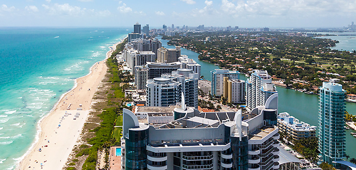 South Florida's international real estate appeal