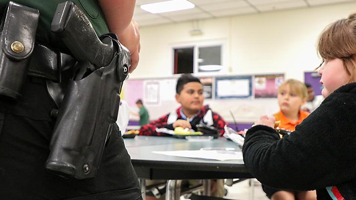 Florida schools struggle to meet security rule