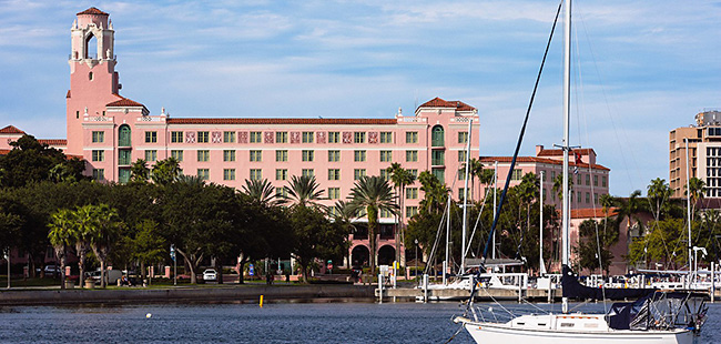 The Vinoy® Renaissance St. Petersburg Resort & Golf Club  Acquired by SCG Hospitality